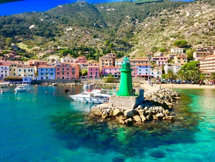 La Casa Saracena - Appartamenti Isola del Giglio - Isola del ...