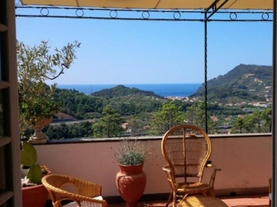 Villa Costa Ligure - Case e ville