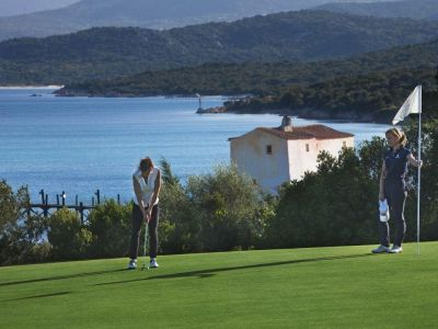 Pevero Golf Club - Case & Ville di Pregio